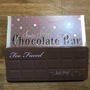 🍫 Too Faced Semi-Sweet Chocolate Bar Palette🍫